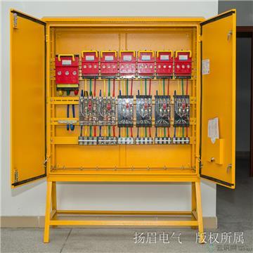 临时用电二级箱jn-ii-250-5f