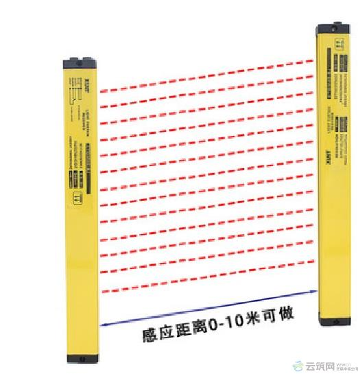红外光栅(多光束对射光电开关)