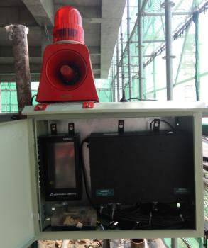 卸料平台监测系统