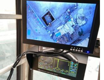 塔吊安全监测系统